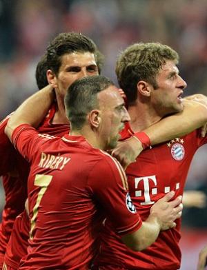 Bayern Munich Highlights