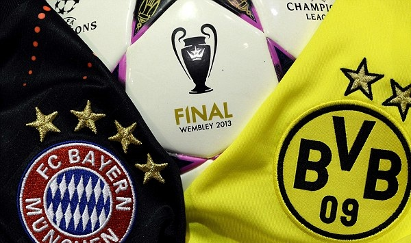Bayern vs BVB Final Champions League