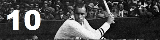 Bill Tilden grand slams title wins
