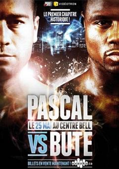 Pascal vs Bute Live