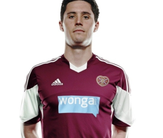 Hearts Home Kits 2013