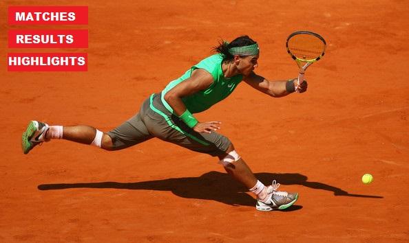 Rafael Nadal Roland Garros Highlights