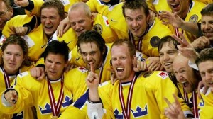 Sweden ICE Hockey Champions 2013