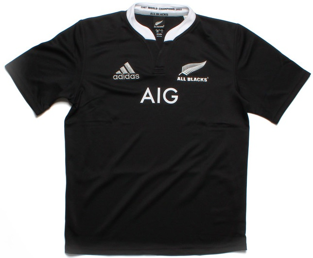 New Zealand Rugby shirt 2014