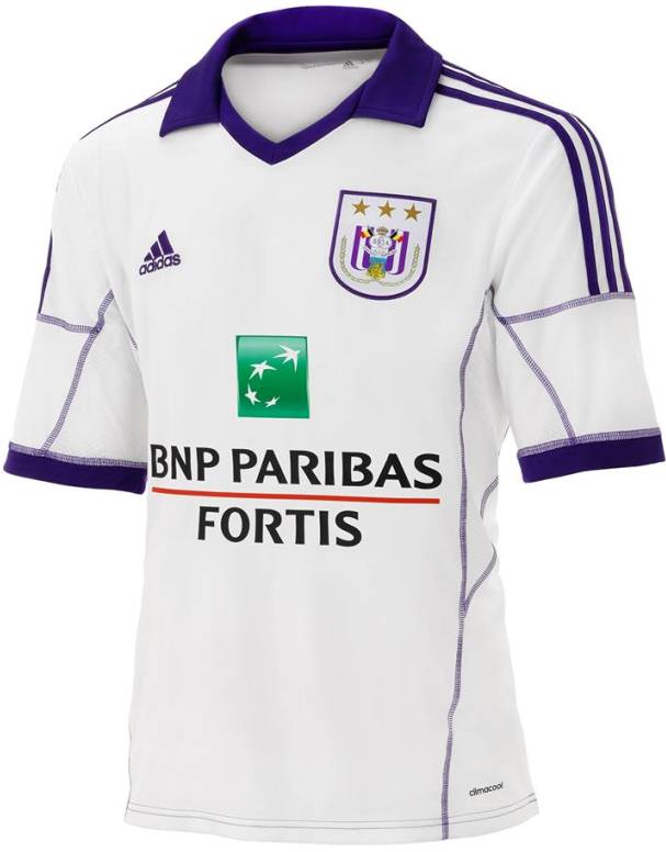 RSC Anderlecht away kit 2014