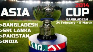 Asia Cup 2014 Matches Dates