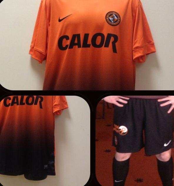 New Dundee United shirts 2013-2014