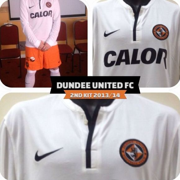 DuFC away kits 2013-2014