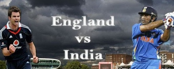 India vs England Live stream