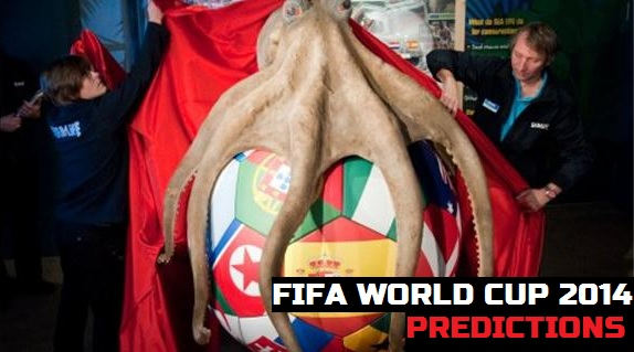 World Cup 2014 Predictions