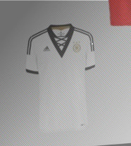 Germany 2014 World Cup kit leaked