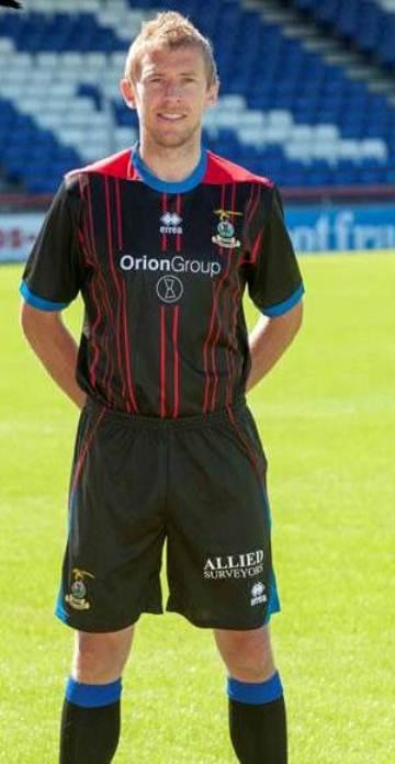 Iverness kits 2013-2014