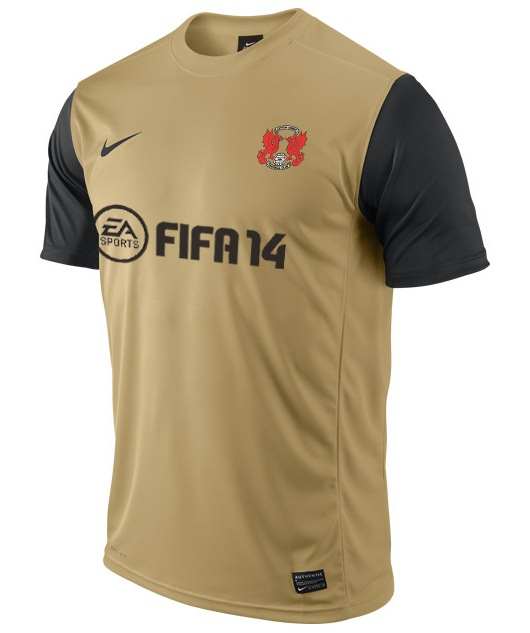 Leyton-Orient-away kit 2014