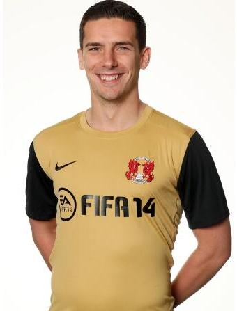Leyton-Orient away kit 2014
