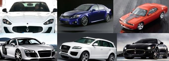 Messi Cars