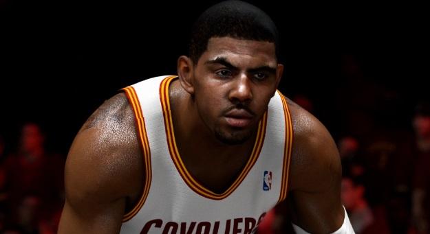 NBA Live 14 Graphics details