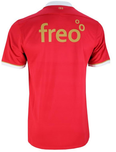 PSV official all red shirt 2013-2014