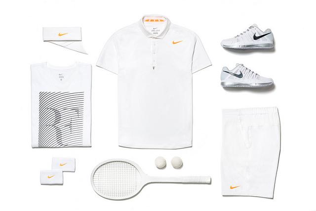 Federer Wimbledon 2013 outfit