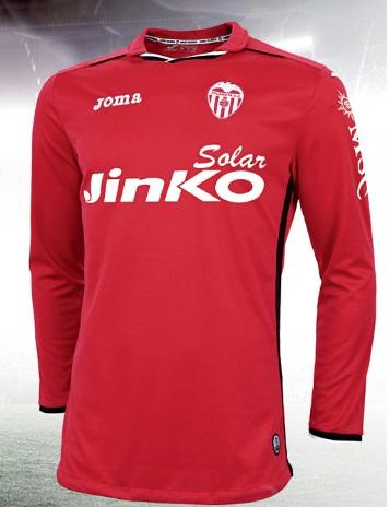 Valencia kits 2013-2014