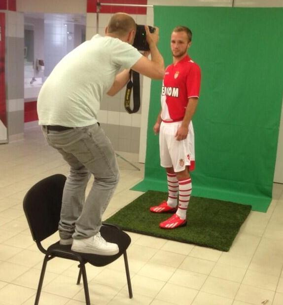 AS Monaco Kit leaked 2014