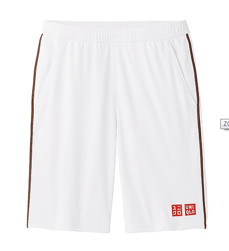 Djokovic outfit shorts wimbledon 2013