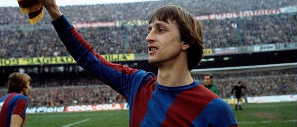Cruyff best player for Holland