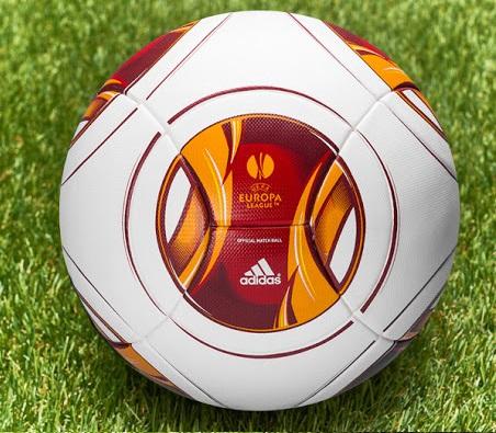 Adidas Europa League balls 2014