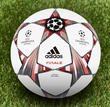 Adidas Official match ball Champions League