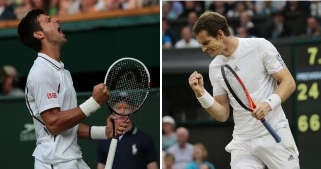 Murray vs Djokovic Live Stream