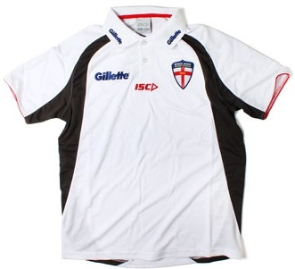 England RLWC 2013 Jersseys