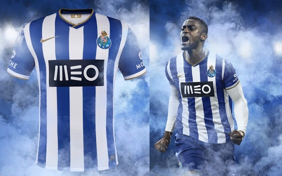 pretty nice 5ab34 24e98 FC Porto Kits 2013/14 Home Away Official Release