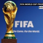FIFA World Cup 2014 Prize Money distribution