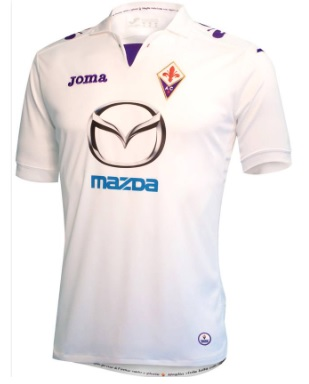 Fiorentina away Joma shirt 2014