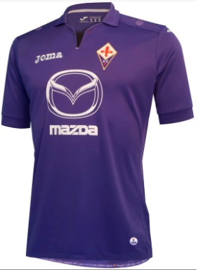 New Official Fiorentina home kit 2013-14