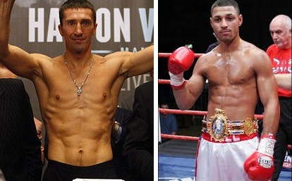 Kell Brook vs Senchenko