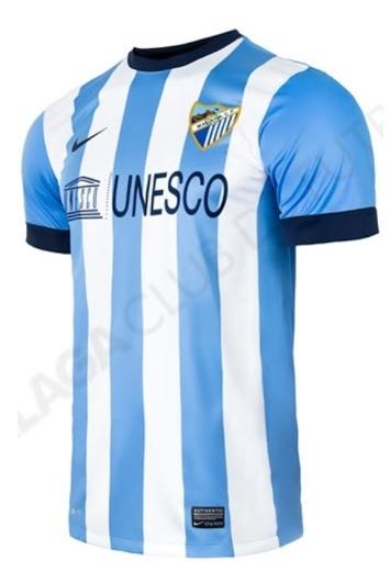Malaga Nike Home kit 2013-2014