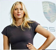 Maria Sharapova Networth 2013