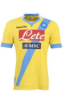 Napoli Third Kit 2014