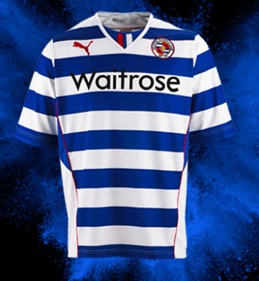 Reading Away puma kits 2014