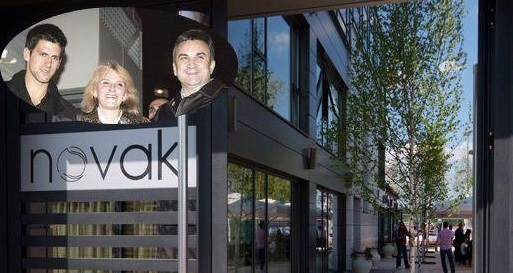 Djokovic Business investments