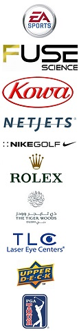 Tiger Woods Sponsorship deals