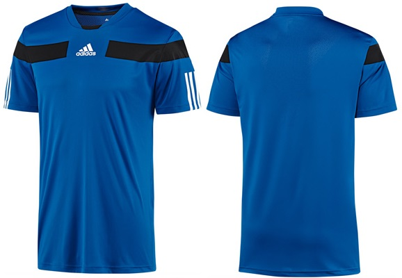 US Open Andy Murray blue outfit
