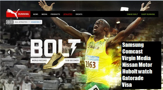 Usain Bolt Endorsement earnings