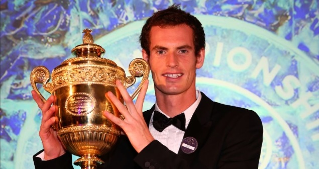Andy Murray Worth 150 Millions
