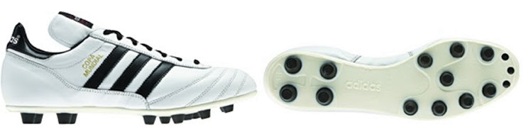 Adidas Copa Mundial white/black 2013