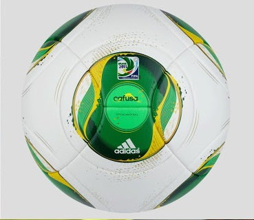 FIFA World Cup Adidas Brazuca match ball