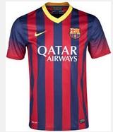 Barcelona qatar airways kit sponsorship details