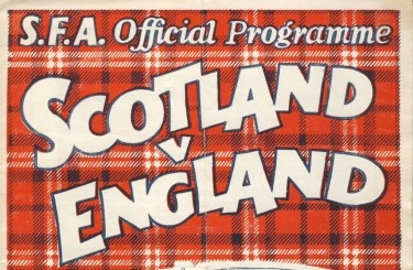 England vs scotland football match