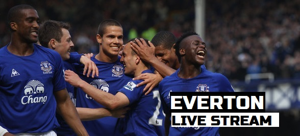 Everton EPL Matches live stream