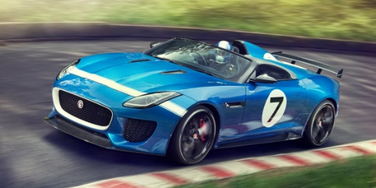 Jaguar Project 7 Concept 2013 Car Release